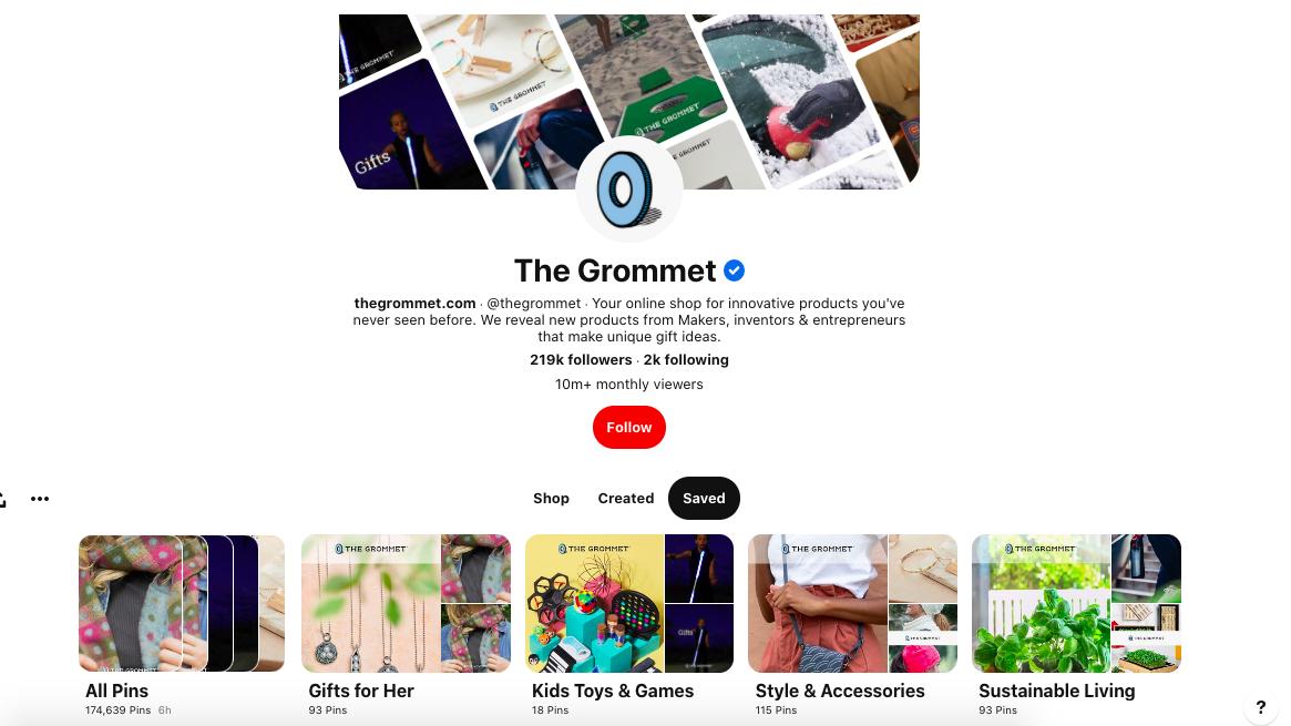 the-grommet-pinterest
