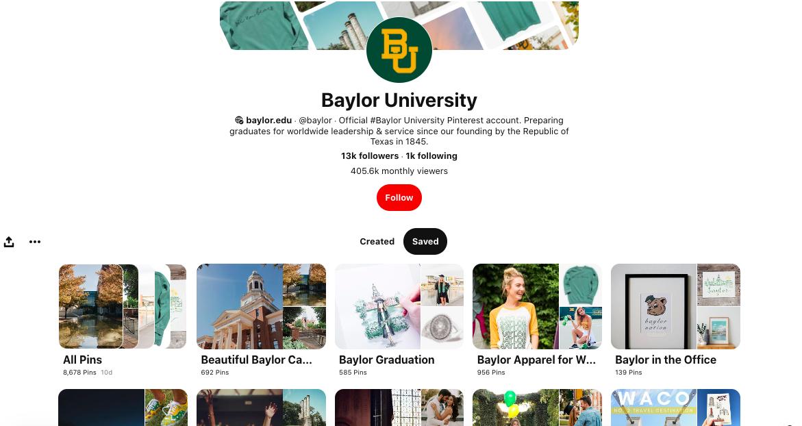 baylor-university-pinterest
