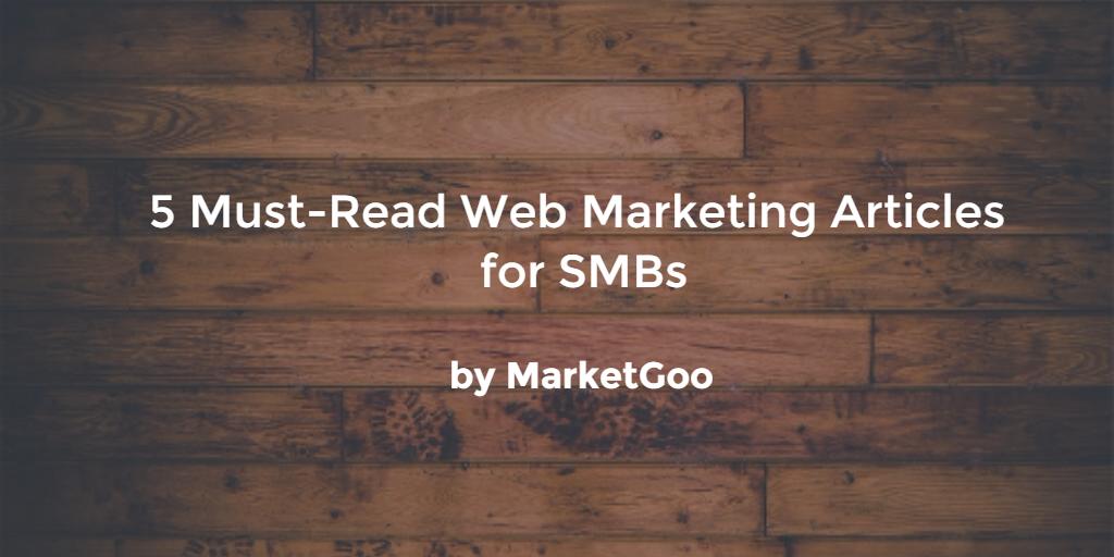 Must Read SEO & Web Marketing Articles