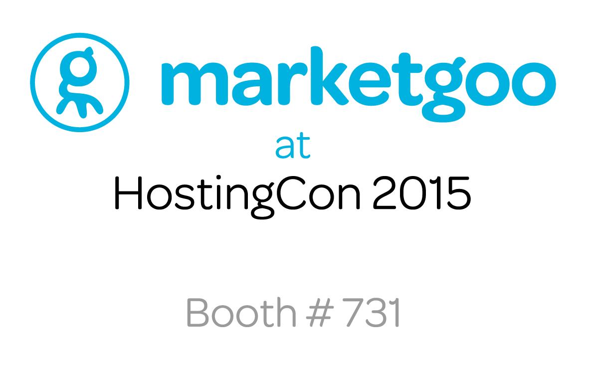 marketgoo at HostingCon 2015
