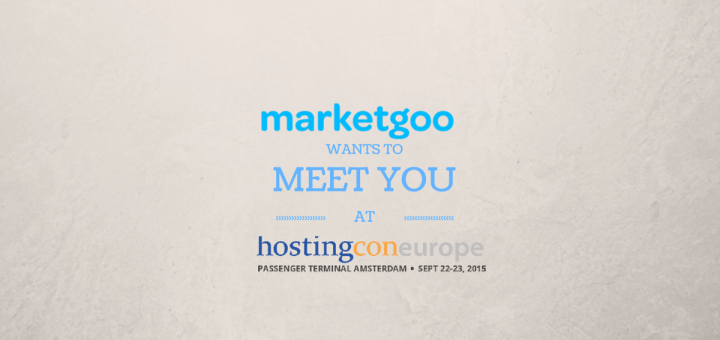 Meet Us at HostingCon Europe!