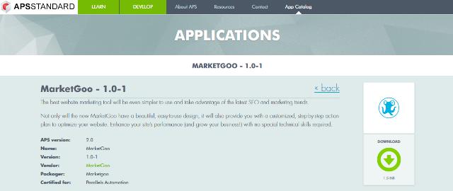 marketgoo is APS certified
