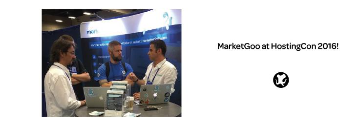 MarketGoo at HostingCon 2016
