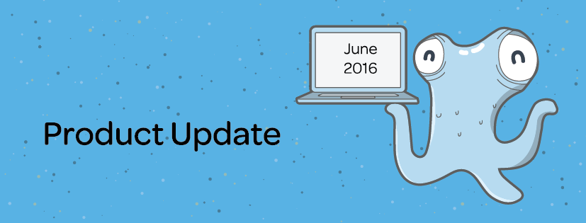 Product Update: June 2016
