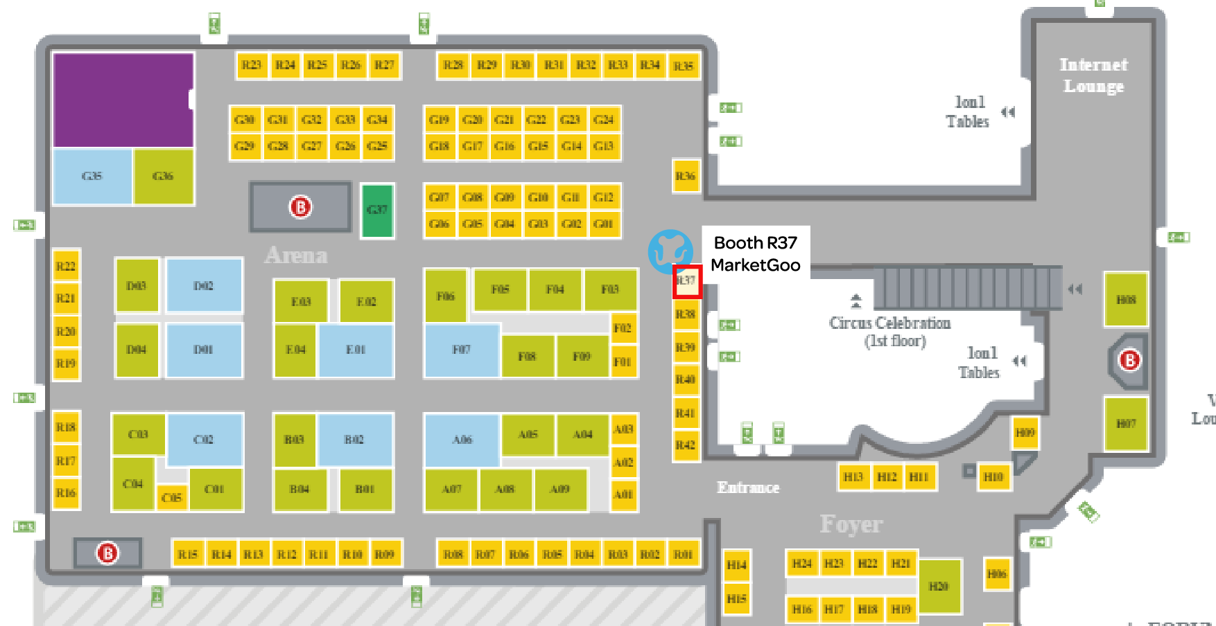 whd 2017 floorplan