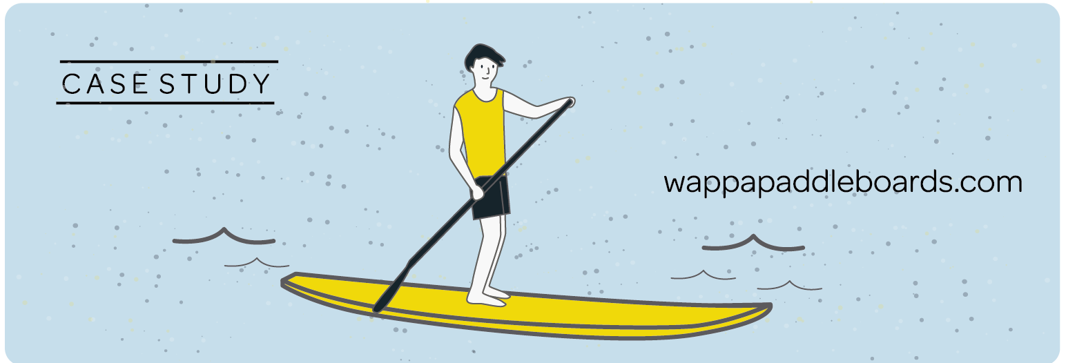 wappa paddle boards shop