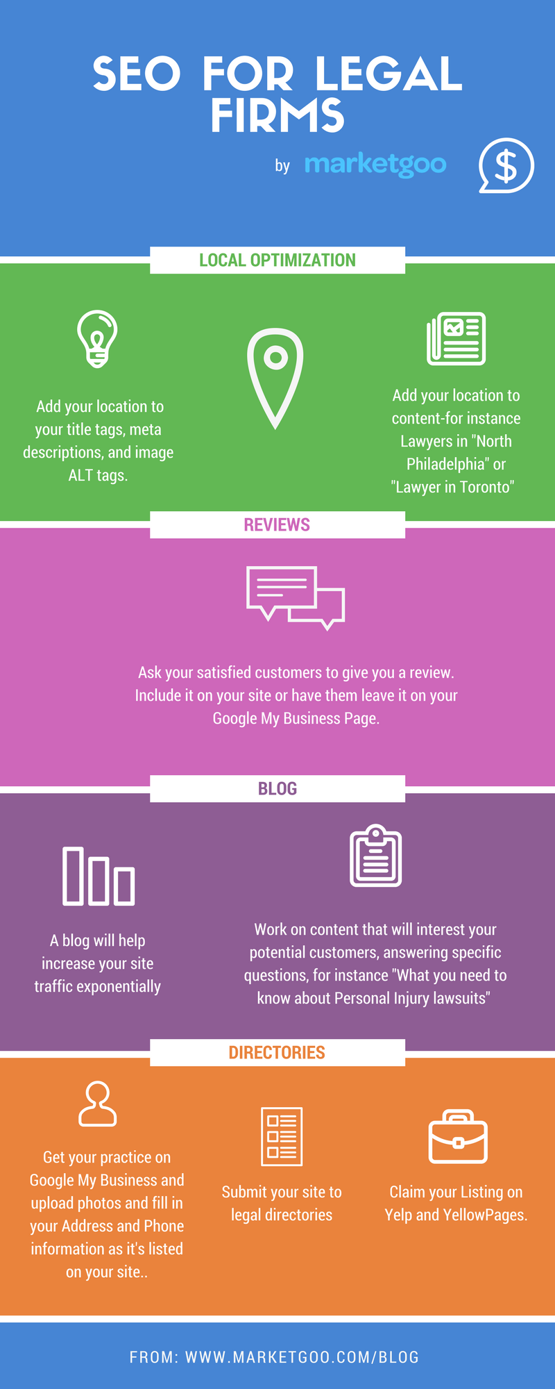 SEO for legal firms lawyers