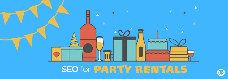 Cheatsheet: SEO for Party Rentals