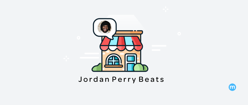 Small Business Spotlight: Jordan Perry of Jordan Perry Beats