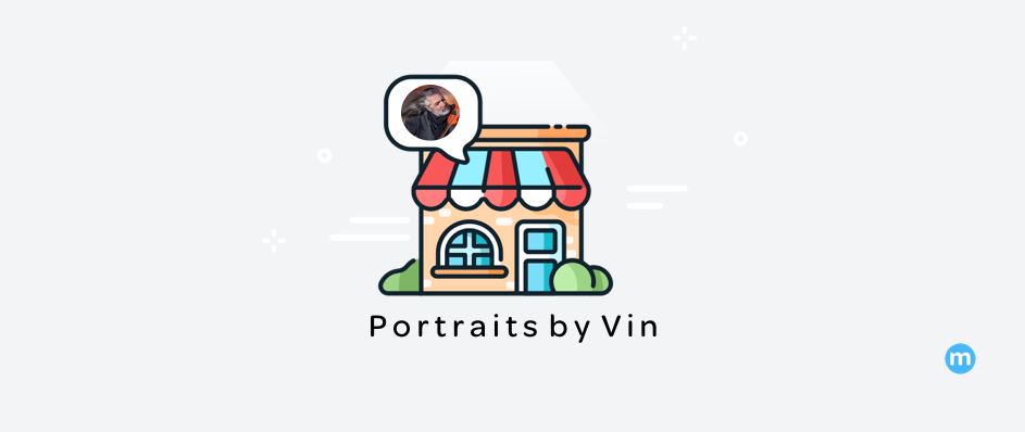 Small Business Spotlight: Vin Weathermon of Portraits by Vin