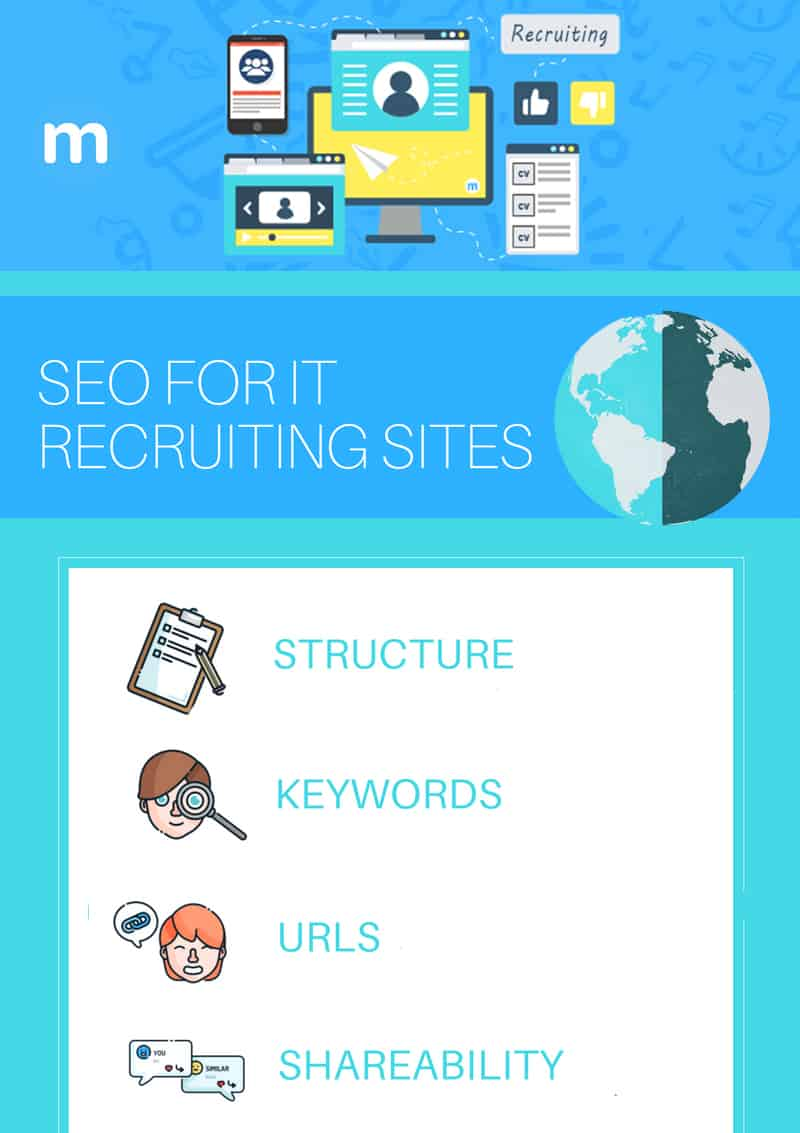 Cheatsheet: SEO for IT Recruiting Sites
