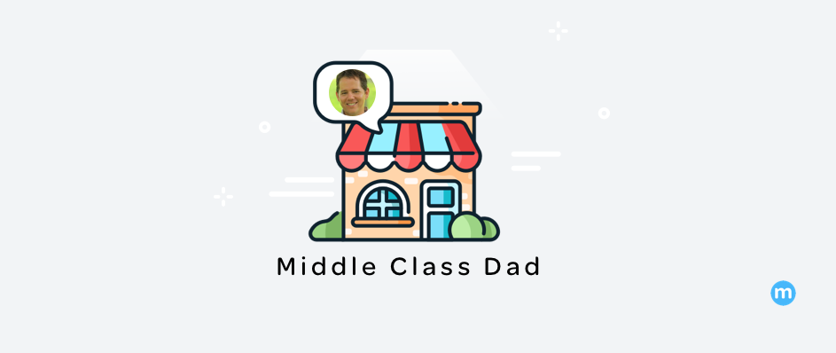 Small Business Spotlight: Jeff Campbell from Middle Class Dad