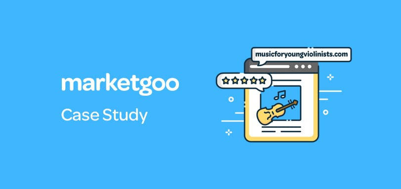 MarketGoo Review: Music for Young Violinists