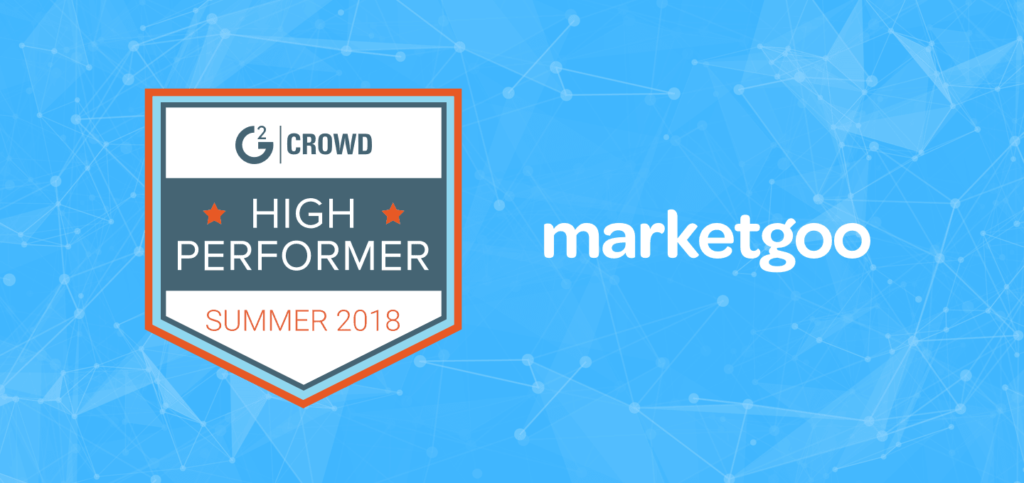marketgoo named a High Performer in the SEO Category on G2 Crowd