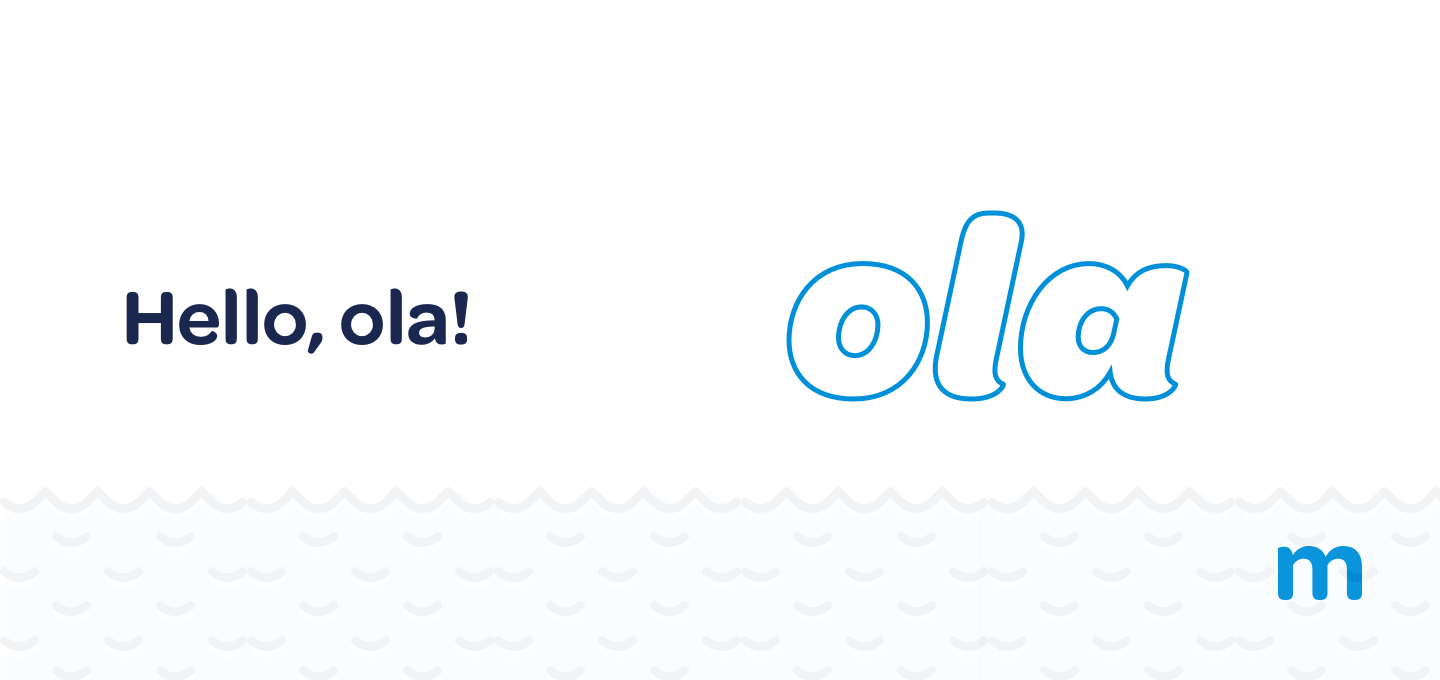 Say hello to Ola, our new design system